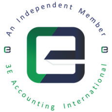 Logo of the international accounting network 3E