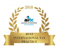Best international practise award